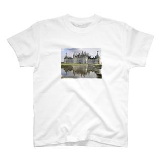 シャンボール城 T-shirts