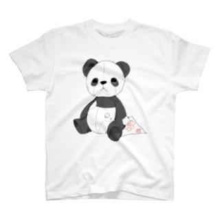 ひゃくてんぱんだ T-shirts