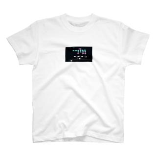にゃんべーだー T-shirts