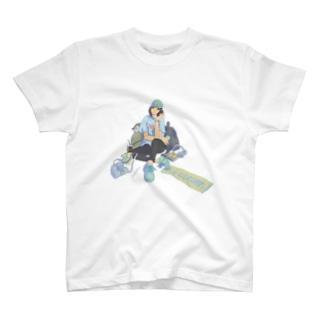 Cool girl T-shirts
