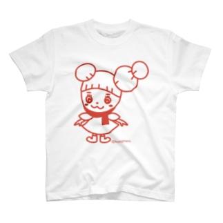 ぬくもり生姜ちゃん T-shirts