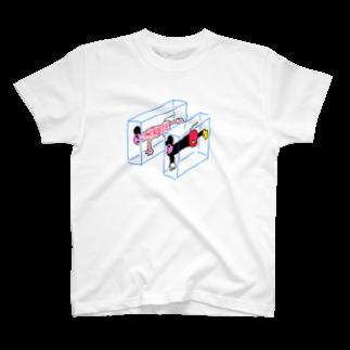 NIPPASHI SHOP™のハンブンマウス T-shirts