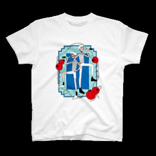 黒川ナイスのMARINE BOYS T-shirts