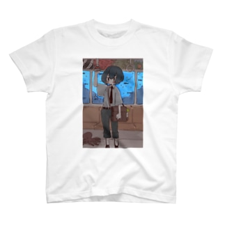 うみゆきれっしゃ T-shirts
