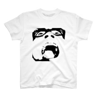 スガオ(BK) T-shirts