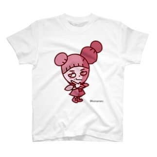 ニヤッ。ぬくもり生姜ちゃん T-shirts