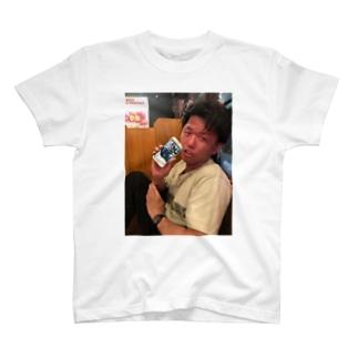 ニンゲンのタロウ T-shirts