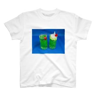 あなたのメロンソーダ T-shirts