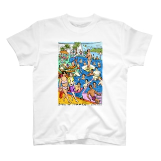 BOYZ OF SUMMER T-shirts