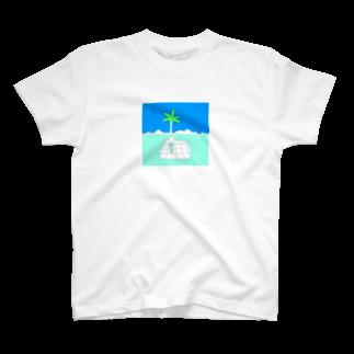 町田洋の氷 T-shirts