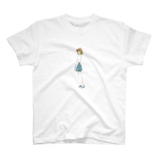 夏のアイス T-shirts