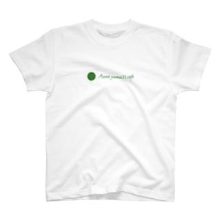 Aunt yama3s cafe T-shirts