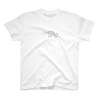 ねこのやつ T-shirts