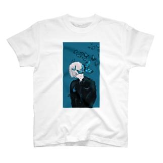 アゲハ蝶 T-shirts
