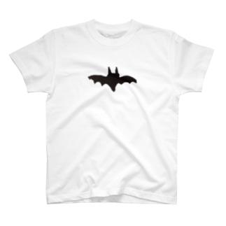 さいきけいこのこうもり T-shirts