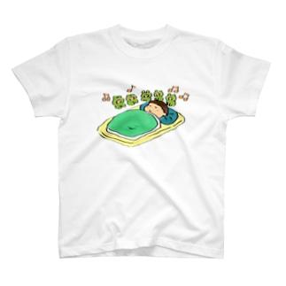 安眠カエル合唱隊 T-shirts