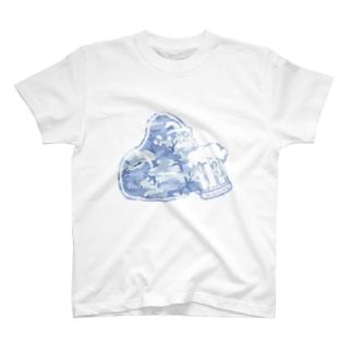 Too fool GORILLA T-shirt (アーバンカモ) T-shirts