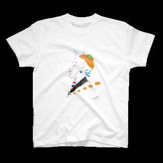 これからの表現の「これからの表現」伊藤佑弥×寺門朋代 T-shirts