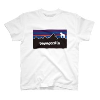 PAPAGORILLA T-shirts