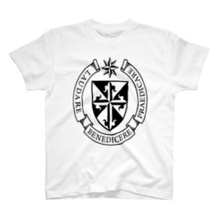 称賛マーク T-shirts