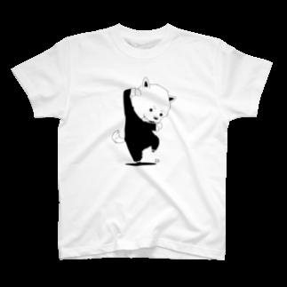 むーのいぬカンフー2 T-shirts
