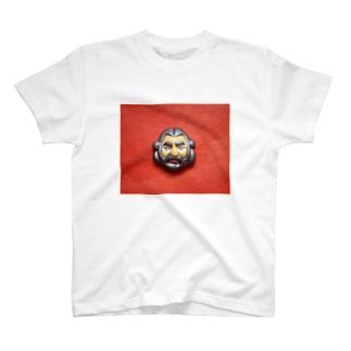 筑紫君磐井(古墳時代の八女地方の豪族) T-shirts