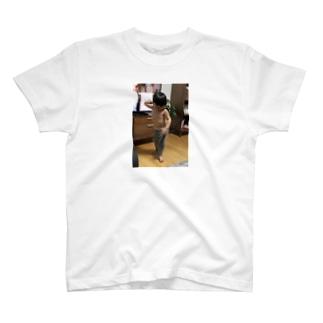 世界の筋肉共鳴Tシャツ T-shirts