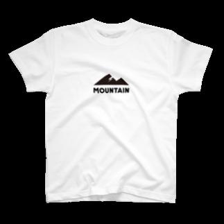 こひがしのMOUNTAIN T-shirts