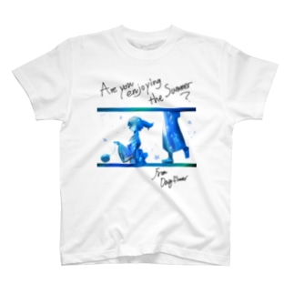 Are you enjoying the summer? T-shirts