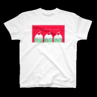 ミアのLIKE SODA FLOATS T-shirts