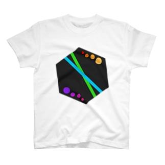 ろっかっけい (Ingress) T-shirts