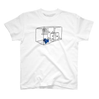 クビギュウ T-shirts