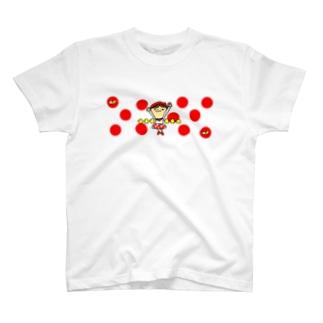 バンザイ赤ずきん T-shirts