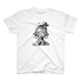 「寄生」 T-shirts