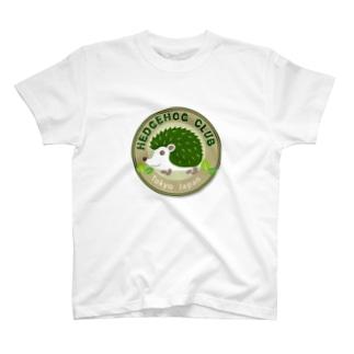 はりねずみクラブ T-shirts