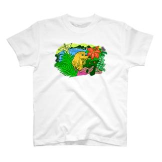 Verão T-shirts