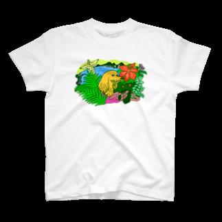 小山ゆうじろうのVerão T-shirts
