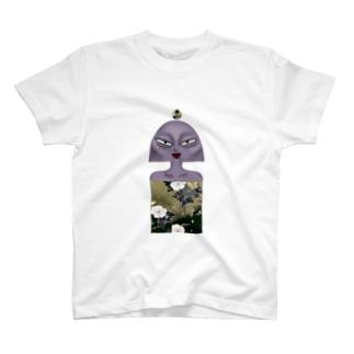 患いキノ子 T-shirts
