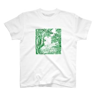 自然 T-shirts
