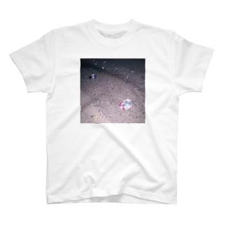 プッシュ缶 T-shirts