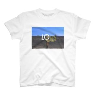 steps LOOD  T-shirts