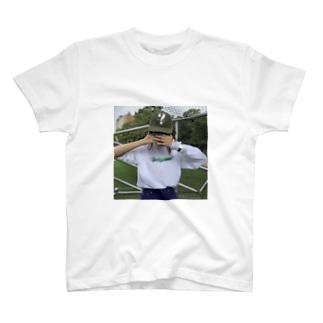 グリーンガール T-shirts