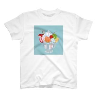 フルーツパフェはいかがですか? T-shirts