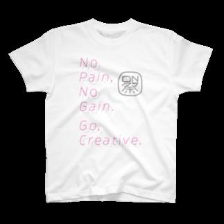 ディレクションLABOのDN祭 × タカハシススム T-shirts