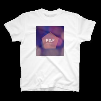 P&PのP&P&T T-shirts