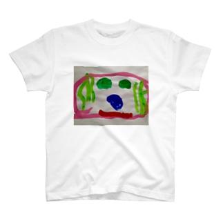 初めての作品 T-shirts