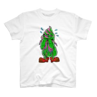 あわあわクリム T-shirts