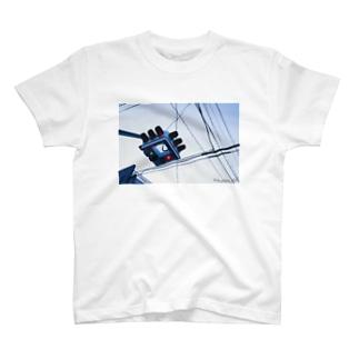 traffic_lights T-shirts