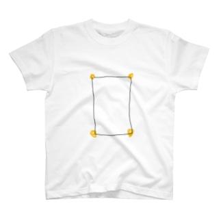 床がめ座 T-shirts