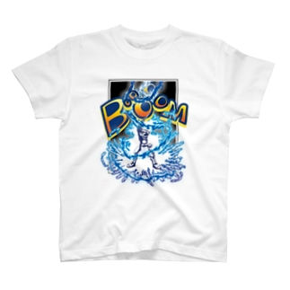 ビリビリギャネック T-shirts